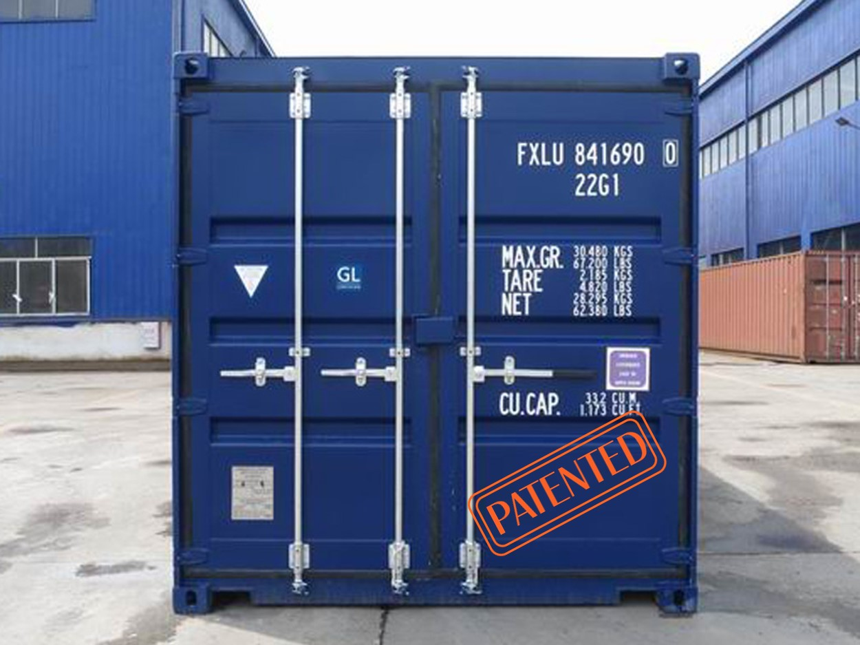 Flex Box Shipping Container Features
