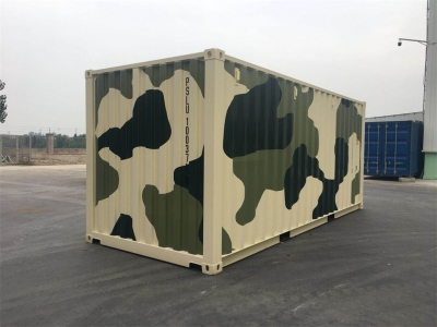 Camouflage Decal
